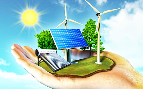 العربية الطاقة المتجددة