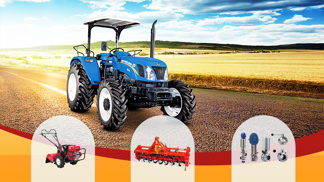 We offer all agricultural products